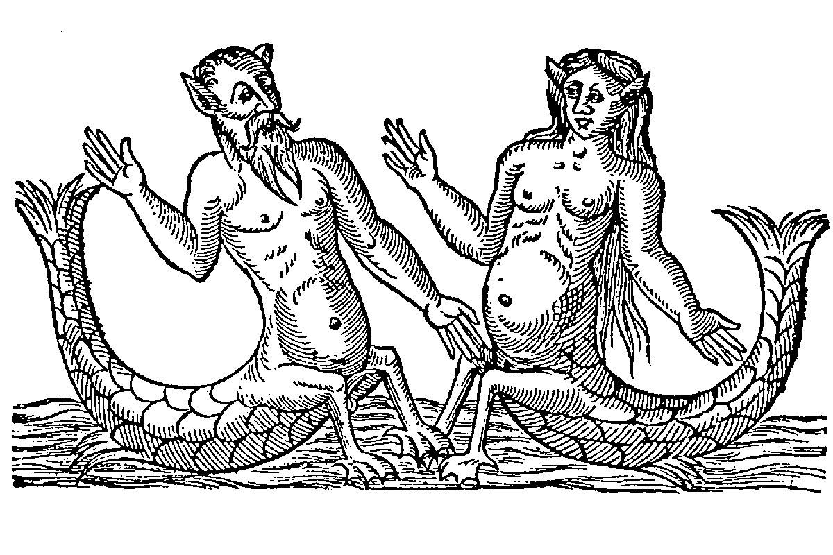 éssers del mar