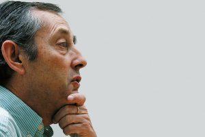 En la imagen, Miguel Delibes de Castro