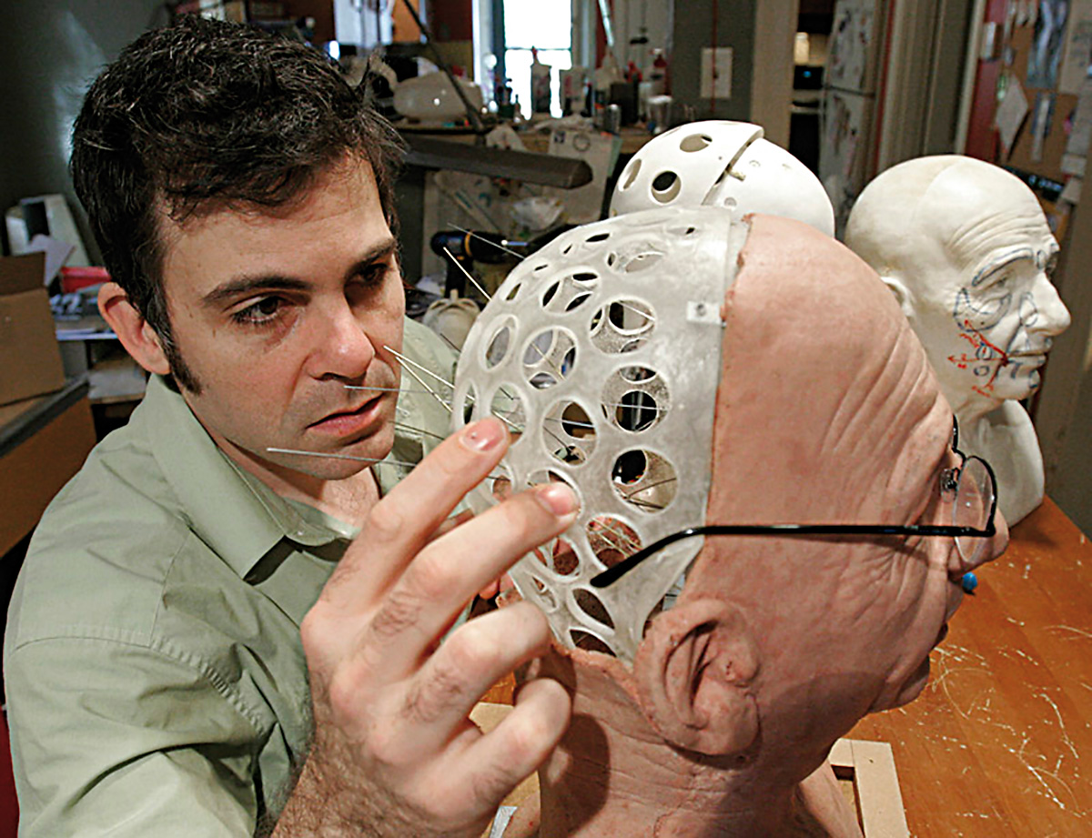 David Hanson Robots