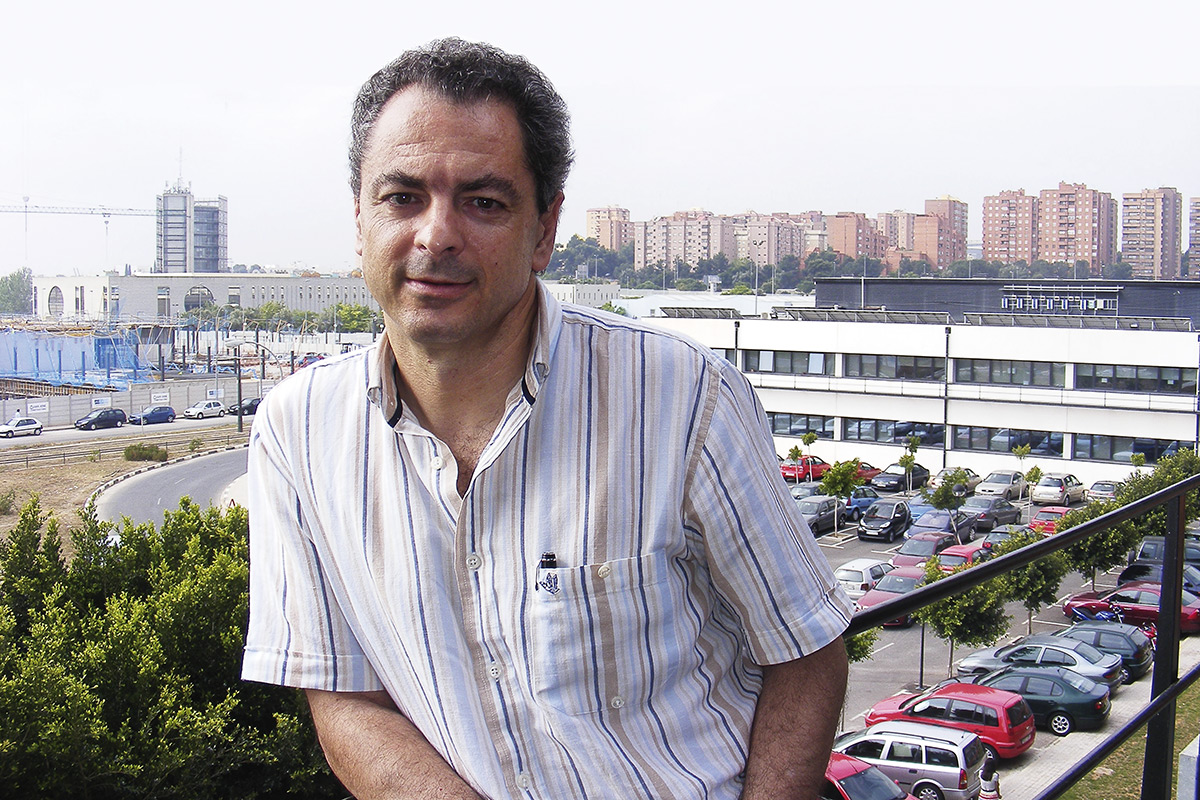 Entrevista a Fernando González Candelas