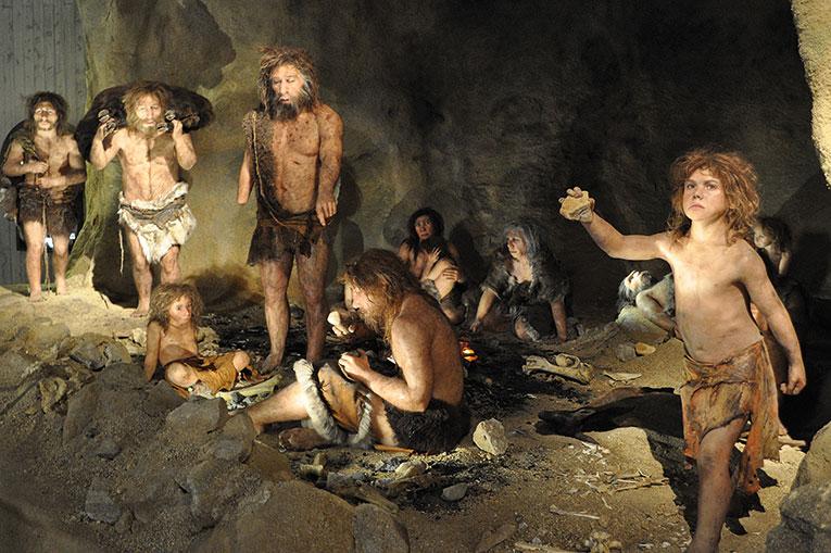 genoma neandertal