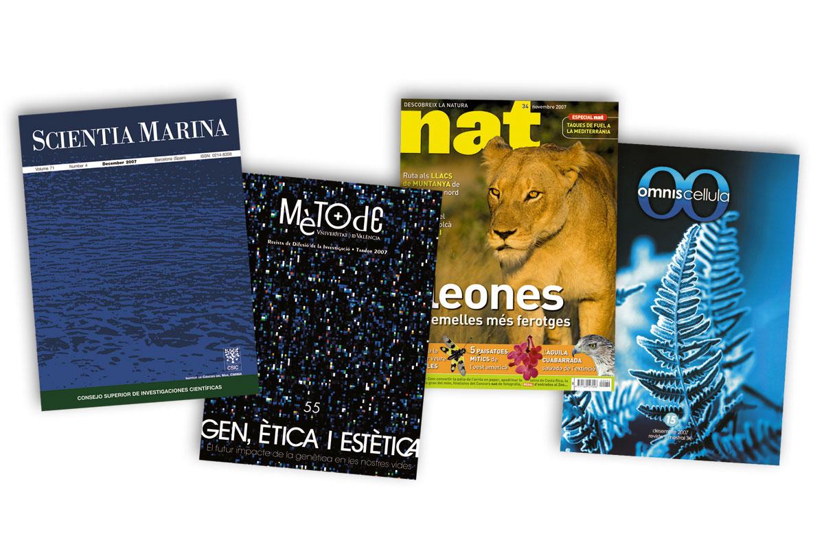 Els reptes de futur de les  revistes científiques (catalanes)