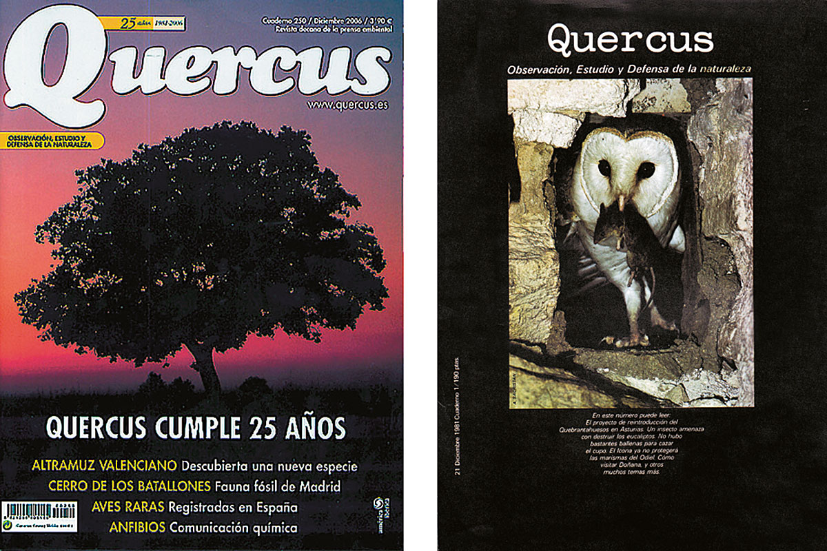 La revista degana compleix 25 anys