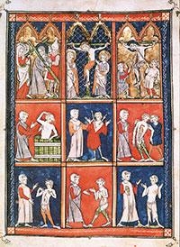 Resultado de imagen de oficis jueus edat mitjana