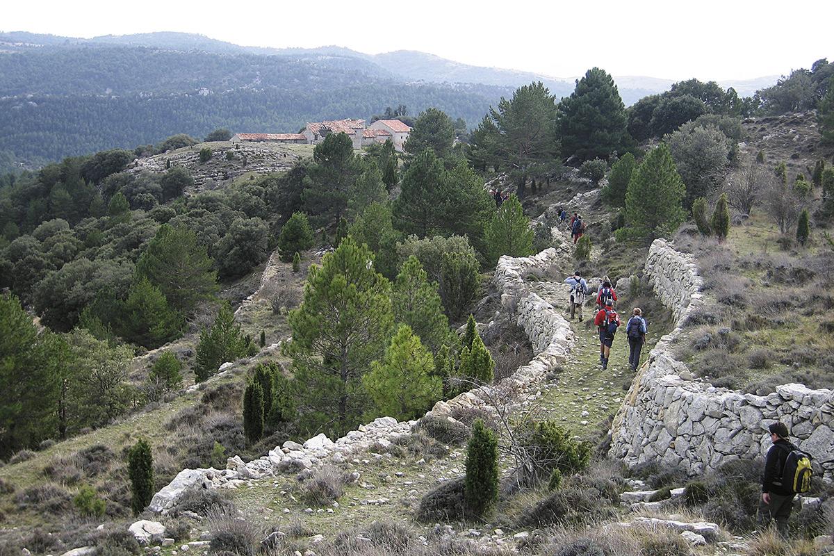 sendes, viaranys i camins del País Valencià