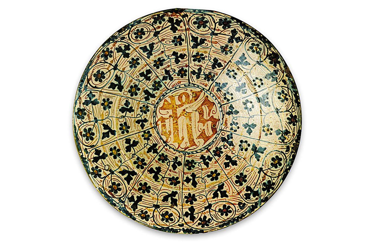 La decoració de reflex metàl·lic: un nanocompòsit medieval