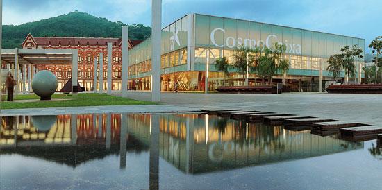 Museu de la Ciència de Barcelona, precedent de l'actual CosmoCaixa