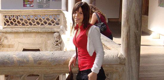 La investigadora Carmen Moret-Tatay