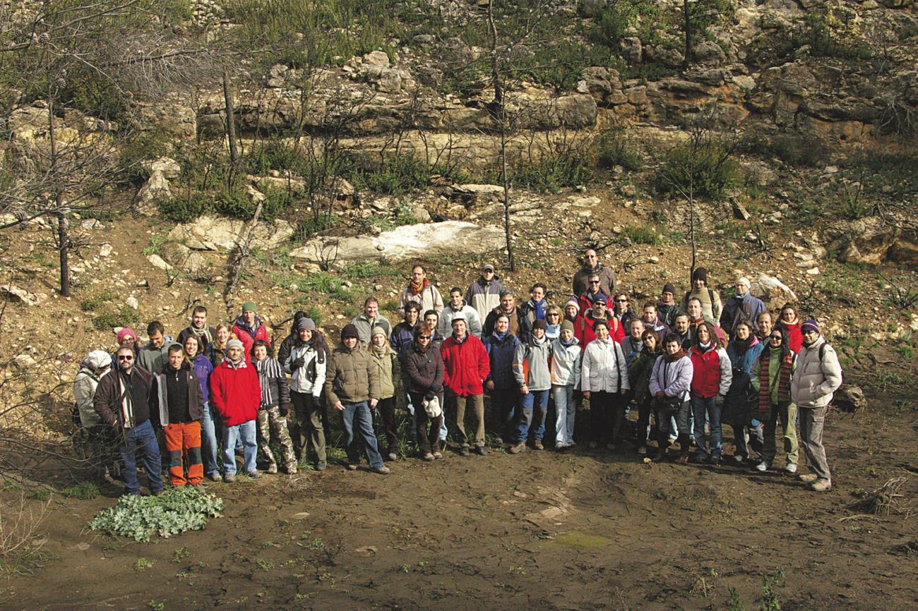 Primera reunió de Fuegored - 2008 a Alacant i València