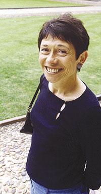 Patricia Fara. Foto: G. Zanetti