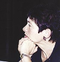 Patricia Fara en un moment de l'entrevista. Foto: Foto: G. Zanetti.