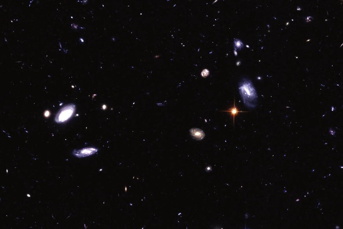 univers infinit
