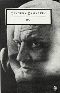 Portada de la novel·la <em>Nosaltres</em> d'Evgeni Ivànovitx Zamiatin.