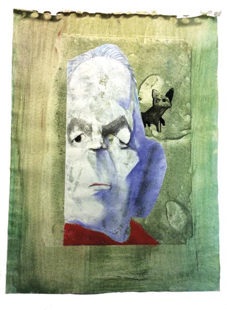 Il·lustració de Patrick Modiano