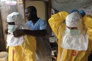 ebola sanitaris msf