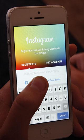 Instagram y salud