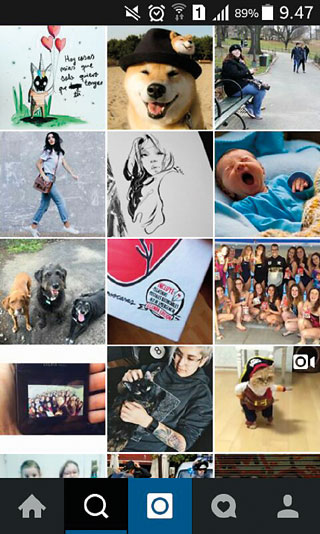 Instagram i la investigació en comunicació de salut