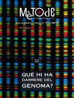 32-Què hi ha darrere del genoma?