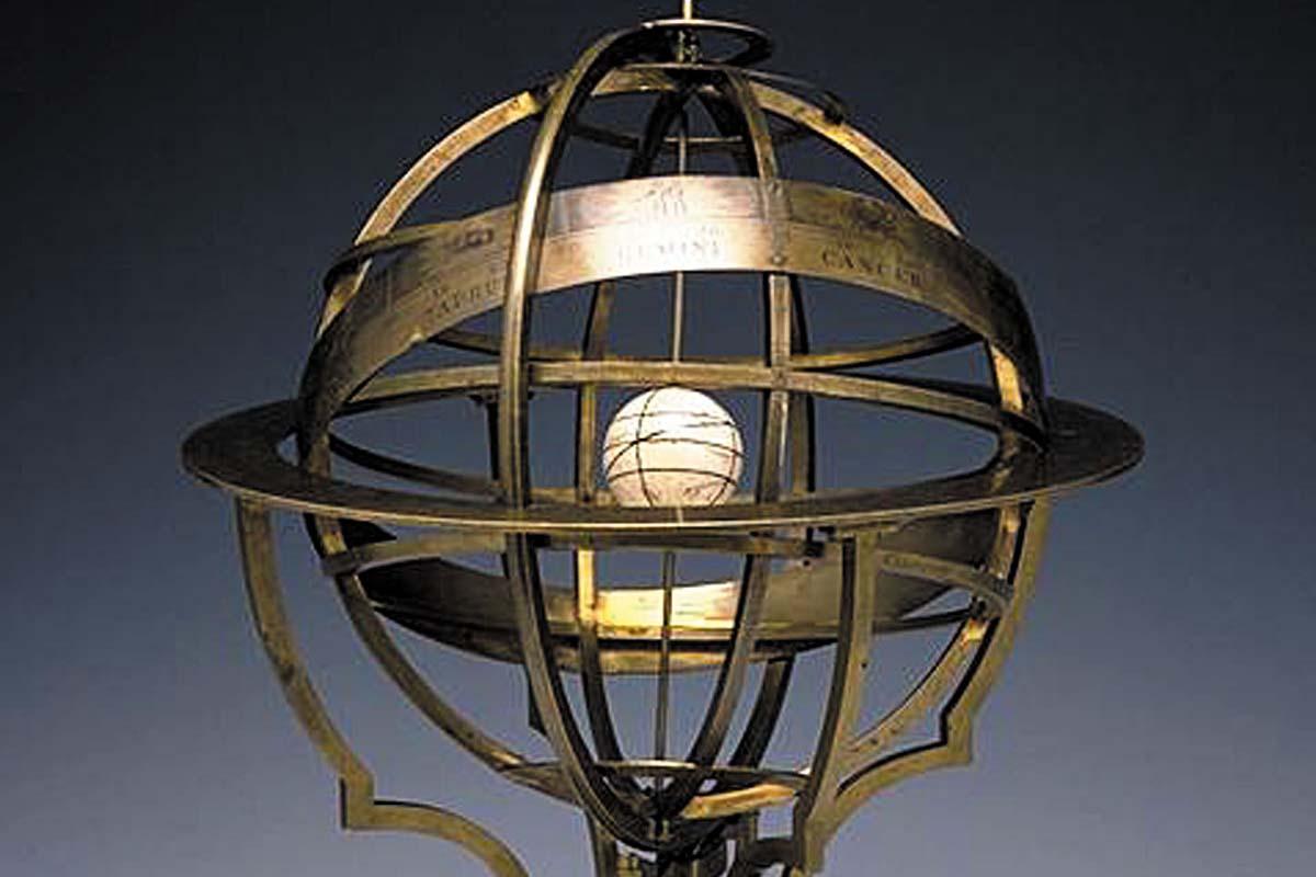 Esfera armil·lar MUNCYT