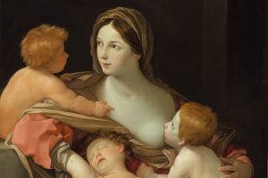 Guido Reni. Caritat, ca. 1630.