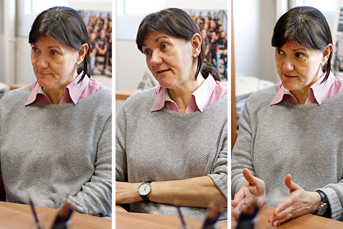 Entrevista a Isabel Fariñas