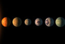 Exoplanetes del sistema Trappist-1