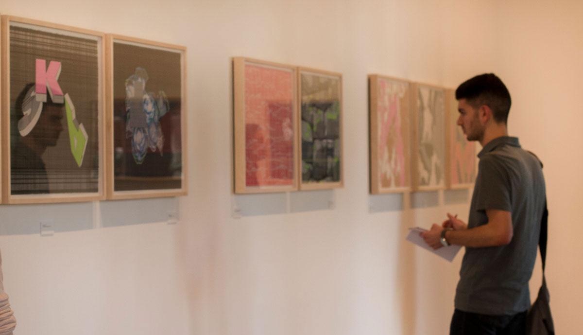 exposició Manuel Sáez