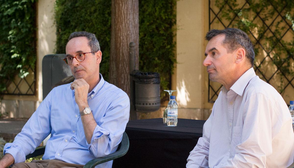 Manuel Sáez i Jaime Güemes
