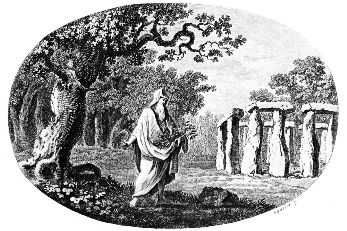 Menorca druides