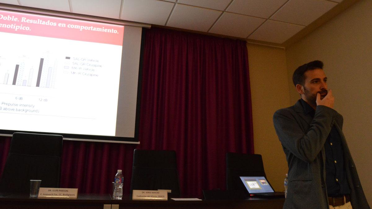 I Congrés del Màster en Investigació en Biologia Molecular, Cel·lular i Genètica de la Universitat de València