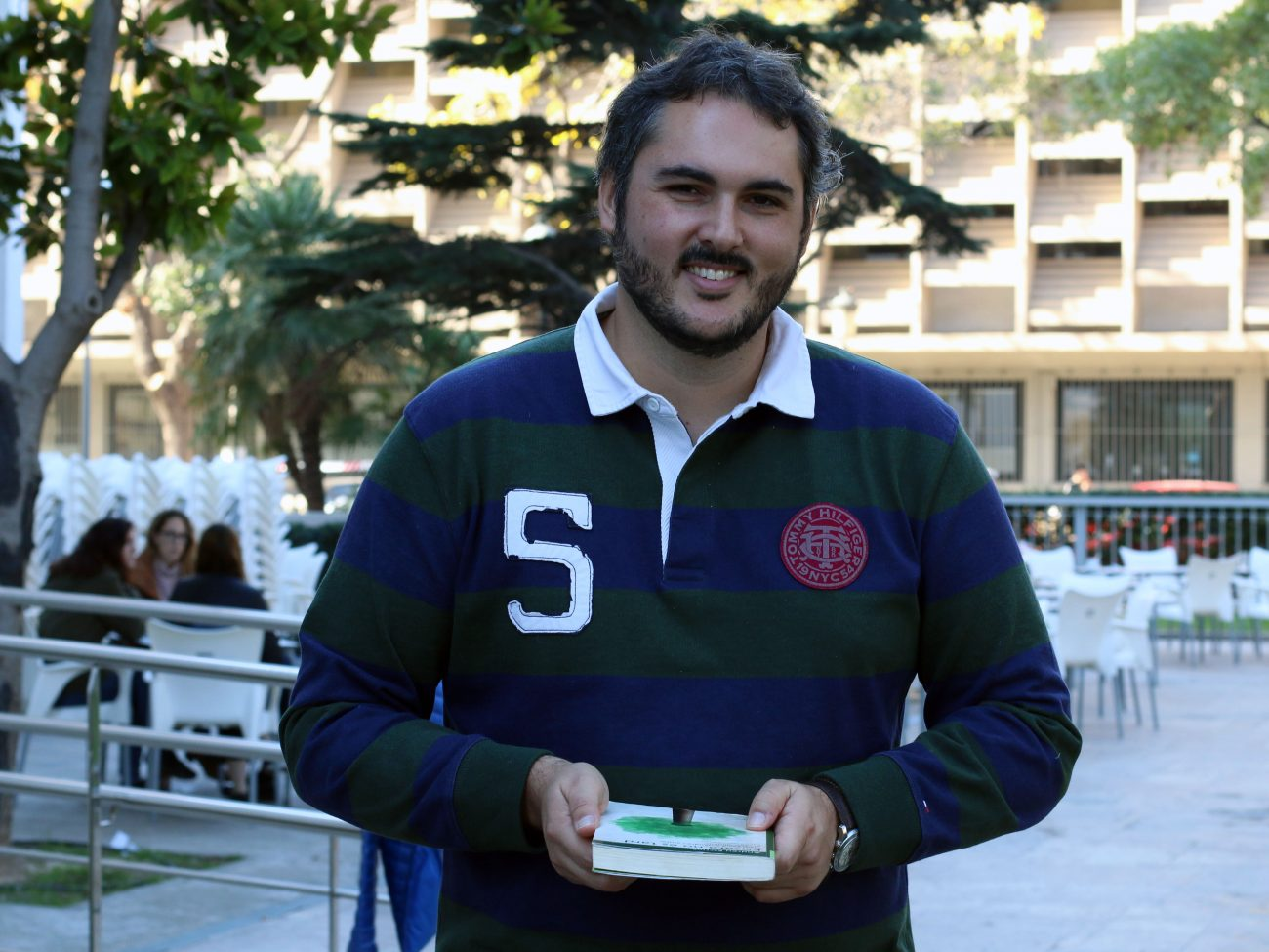 Andreu Escrivà, ambientòleg