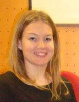 María Ibáñez, investigadora de l'Institut Universitari de Plaguicides i Aigües de la Universitat Jaume I. / María Ibáñez