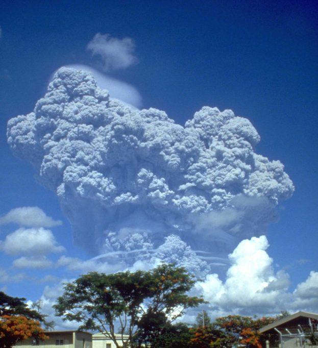 Flux piroclàstic - erupcions