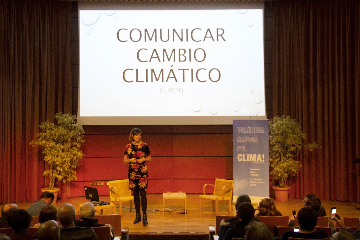 Mònica López canvi climàtic