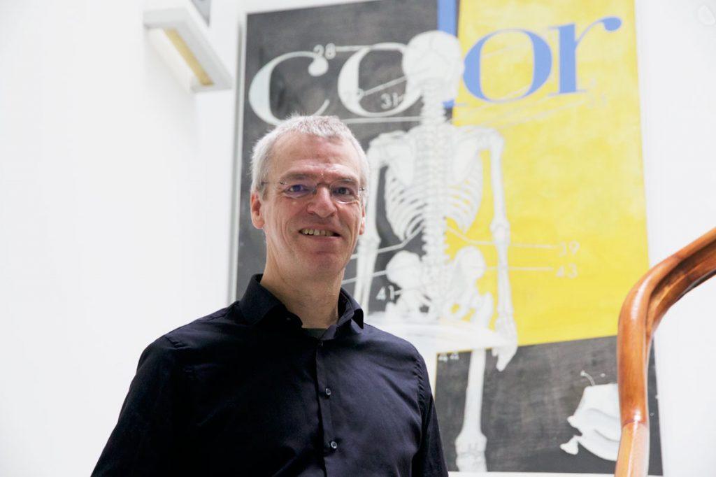 Professor Leo Van Bergen