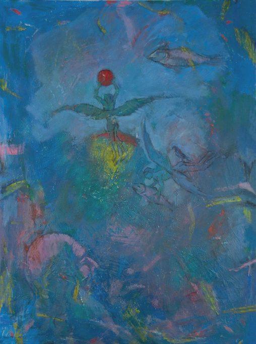 Obra de Monjalés per a 'Formes infinites'