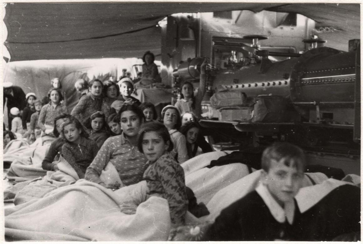 mercedes maestre refugiats creu roja