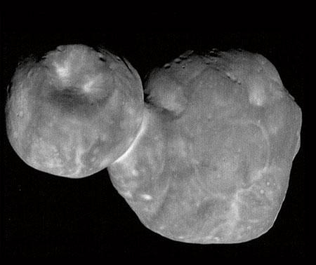 imatge arrokoth sonda