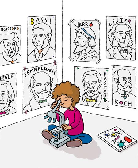 miasma ilustración