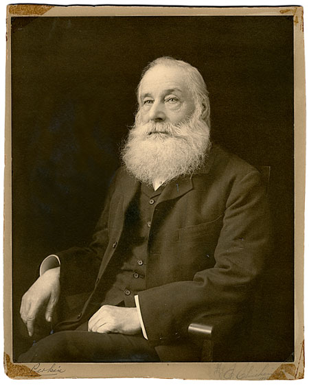 retrat William Perkin