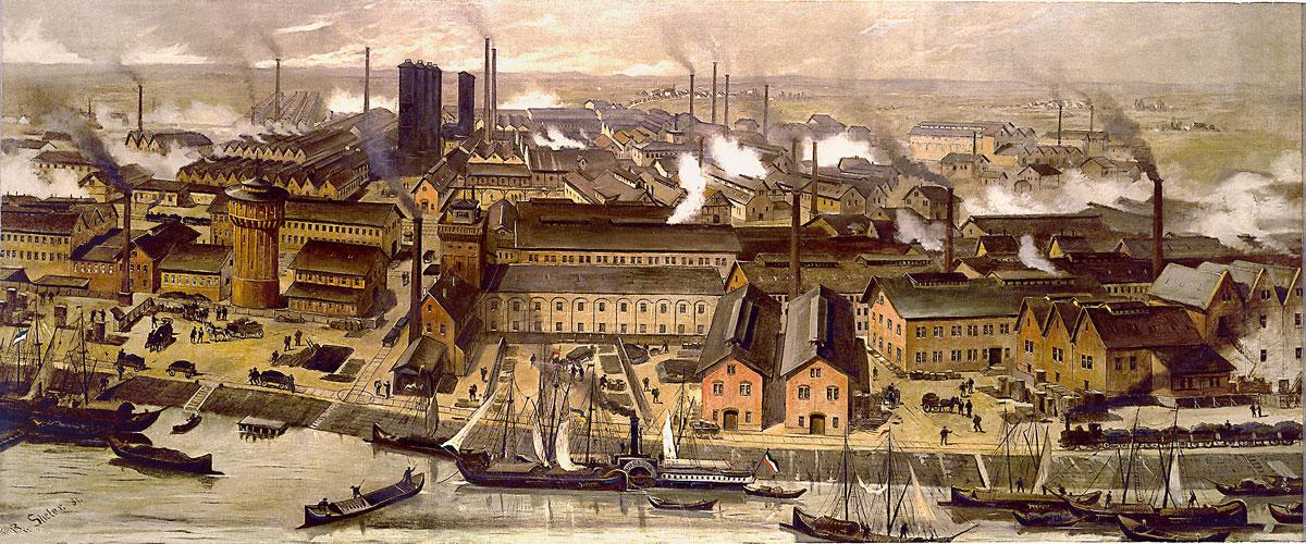 BASF factory