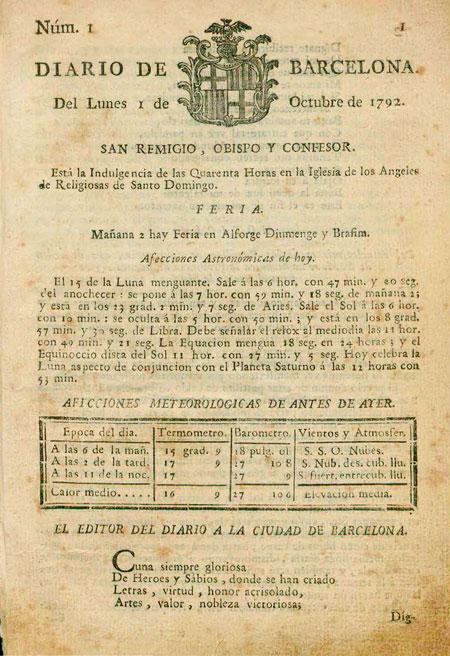 francesc salvà diario de barcelona