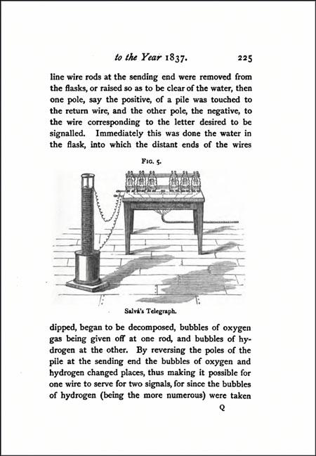 prototip telègraf