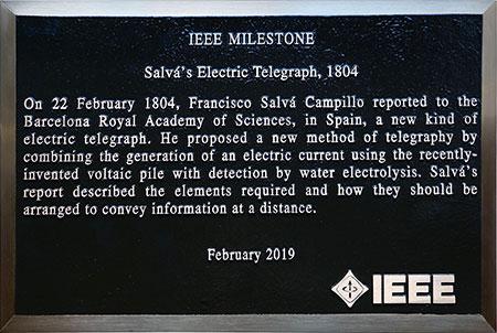 PLACA IEEE