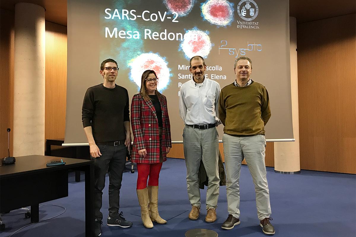 coronavirus a la universitat de valència