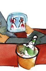 il·lustració perico pastor ser una máquina