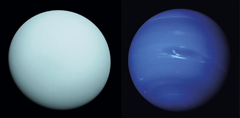 planetes Urà i Neptú