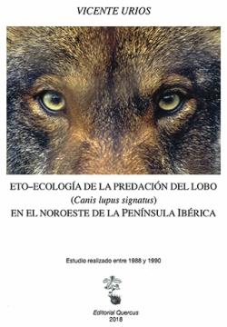 portada llibre llop Vicent Urios