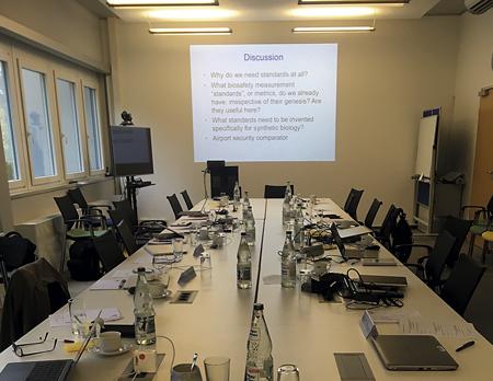 taller BioRoboost estàndards