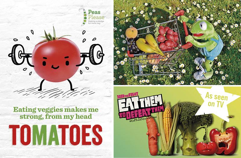 cartells campanyes nutrició